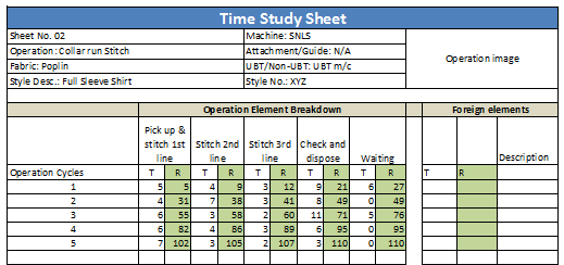 time study form excel koni polycode co