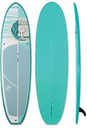 Muse 10 6 Sup White Sea Foam Teal Standup Paddle