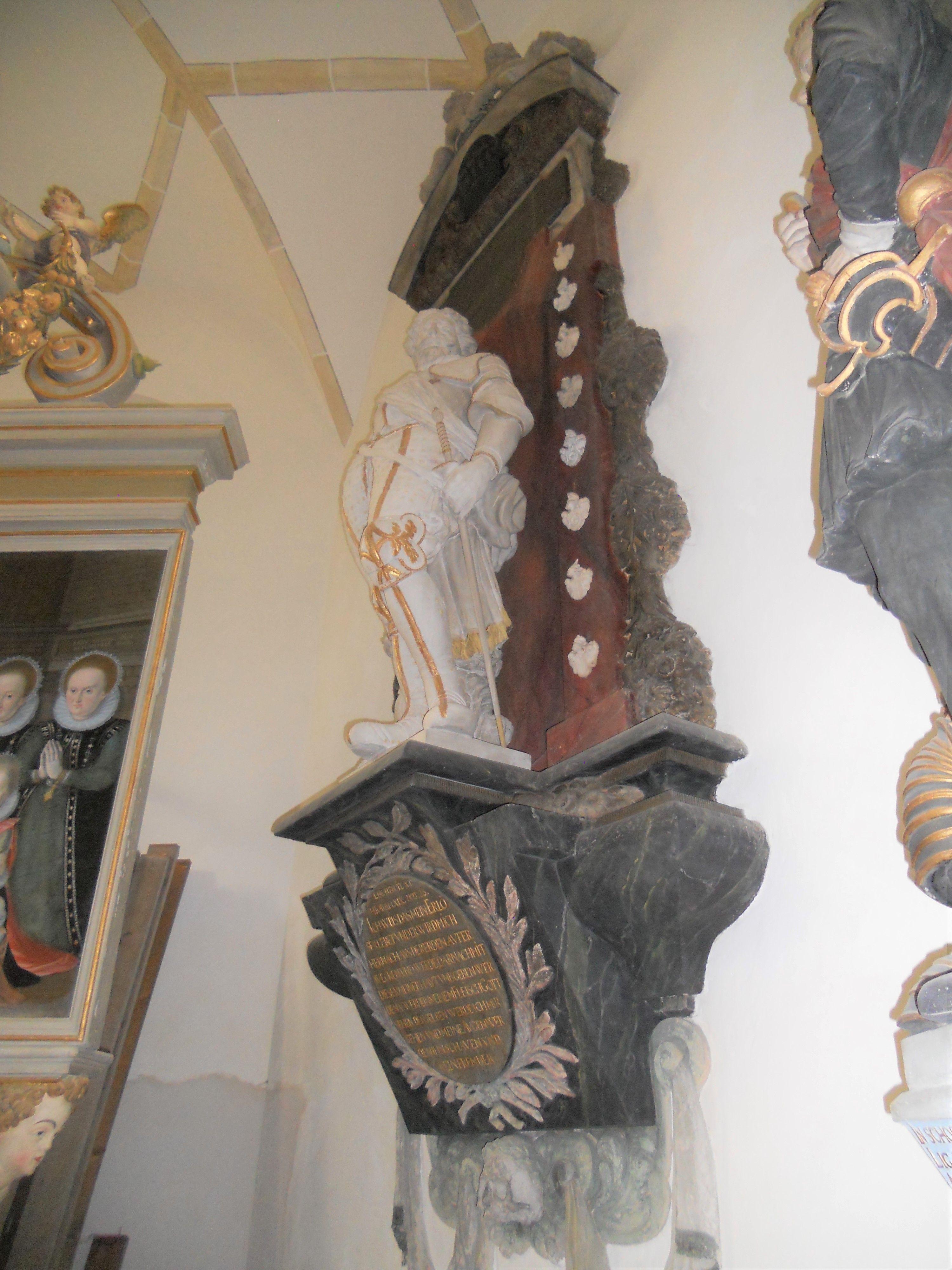 Seifersdorf Gedenksteine Sandstein Neogotisch