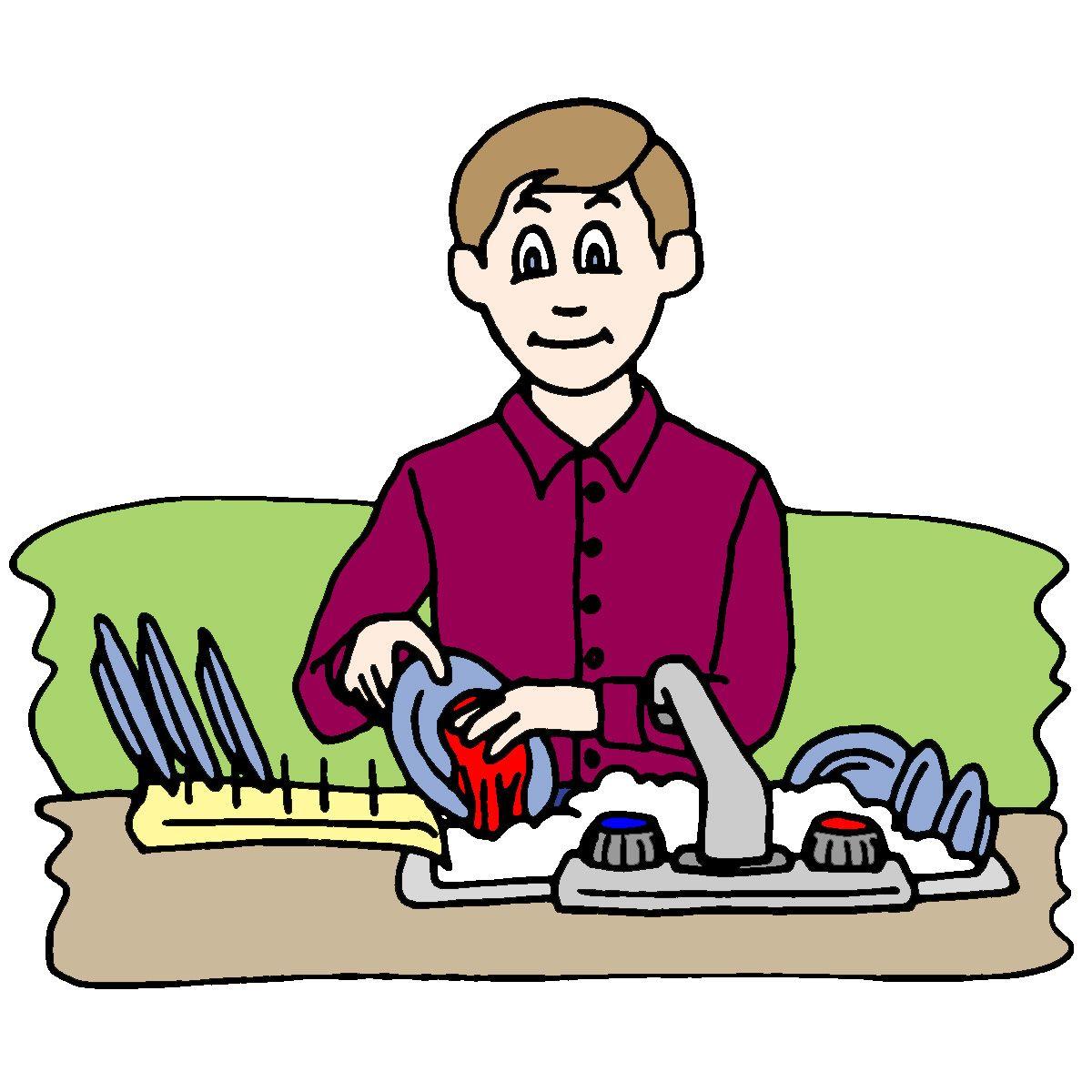 Washing Dishes Life Skills For Children Washing Dishes Life Skills