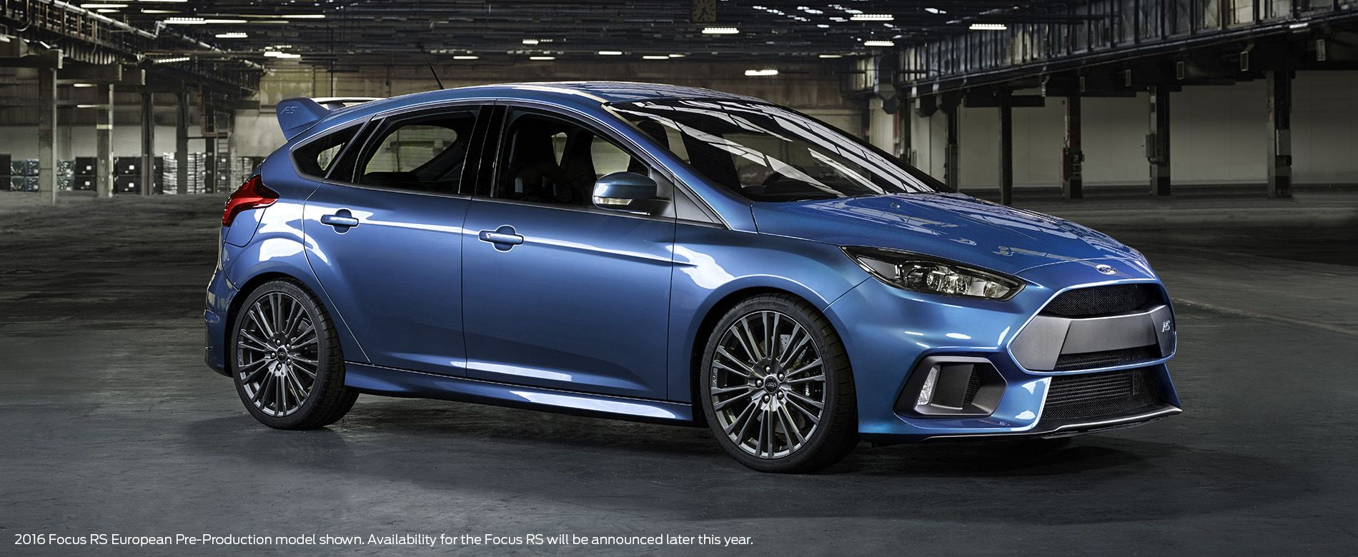 The New Ford Focus Rs Is Going Global Including The U S Focus