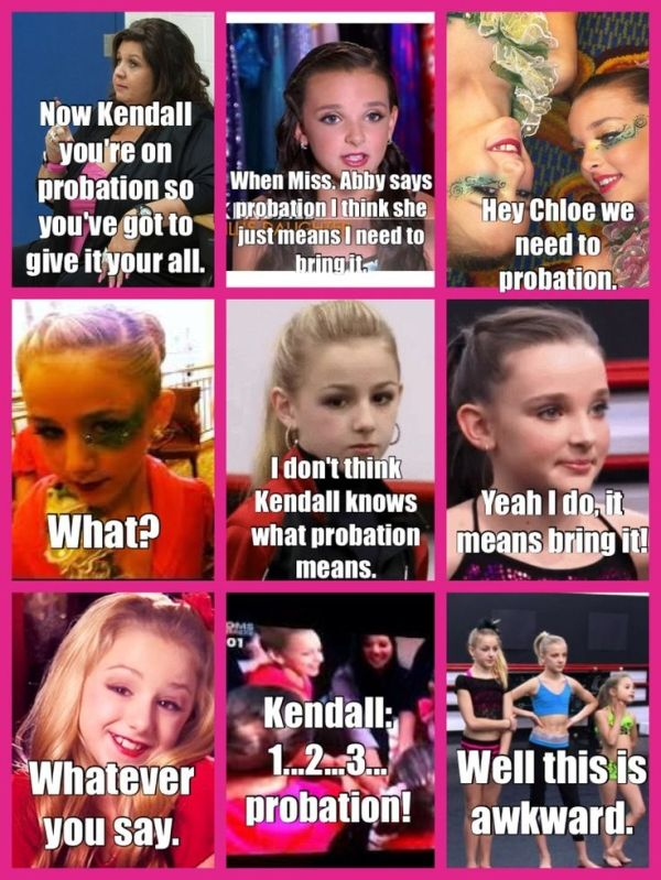 Great Dance Quotes And Sayings Dance Moms Funny Dance Moms Comics Dance Moms Facts