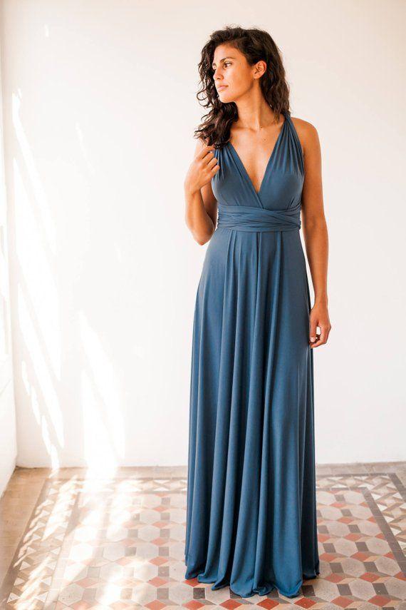 43eaf1bd3cd Aegean blue dress