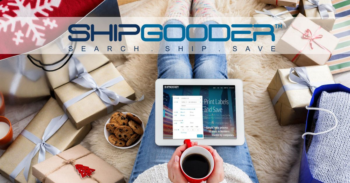 Find the best shipping rates for this holiday season. SAVE