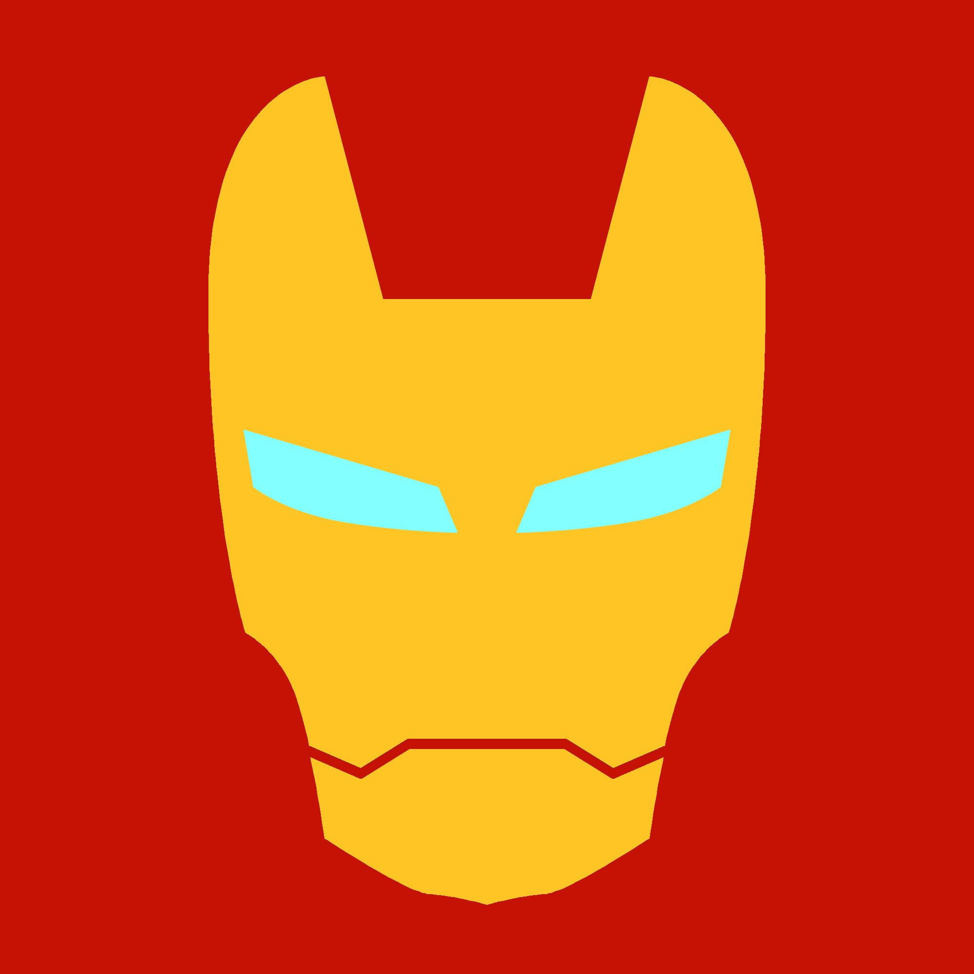IRON MAN Logo Vector Art by Techhead55 on deviantART ... Iron Man Symbol