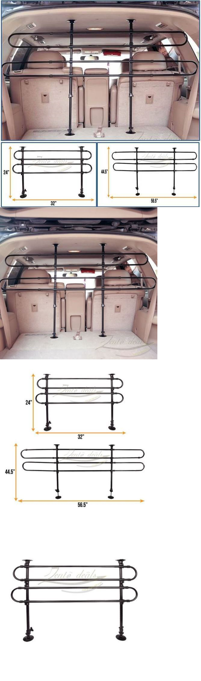 Car seats and barriers safety fence partition barrier dog pet
