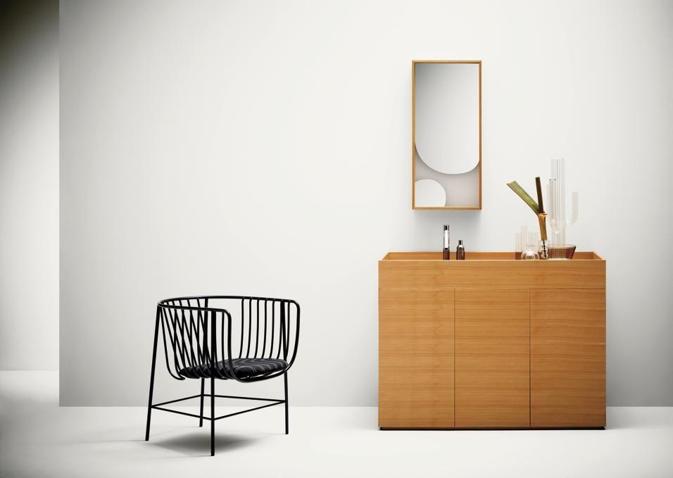 Bisazza bagno the nendo collection design by nendo lavabo