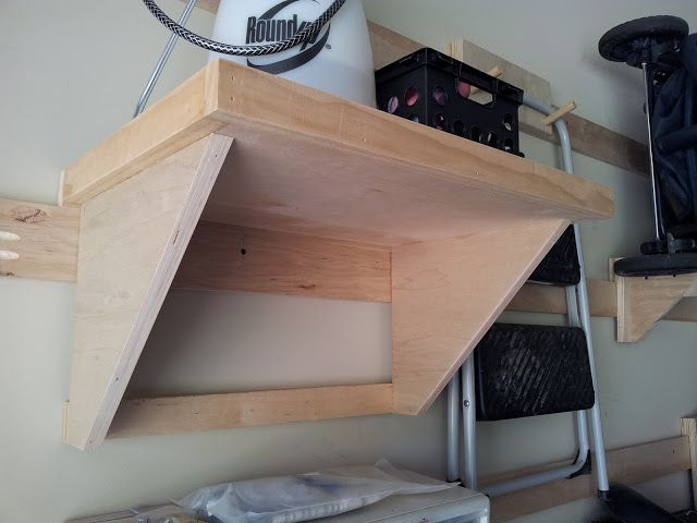 French Cleat Shelf Need Spacer At Botom So It Doesnt Tip French Cleat Diy Storage Woodworking
