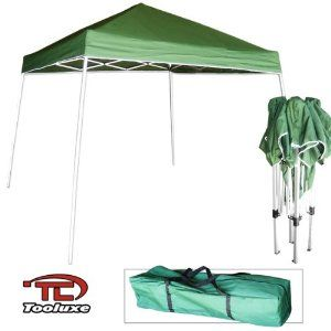 Green u2013 Light Duty u0027Instantu0027 Foldable Portable Canopy x Tent u2013 Carrying Pouch Included  sc 1 st  Pinterest & Light Duty u0027Instantu0027 Foldable Portable Canopy Carrying Pouch ...