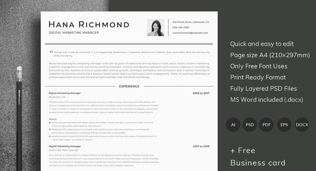 Beautiful Ats Resume Template 2018 Idea ats friendly