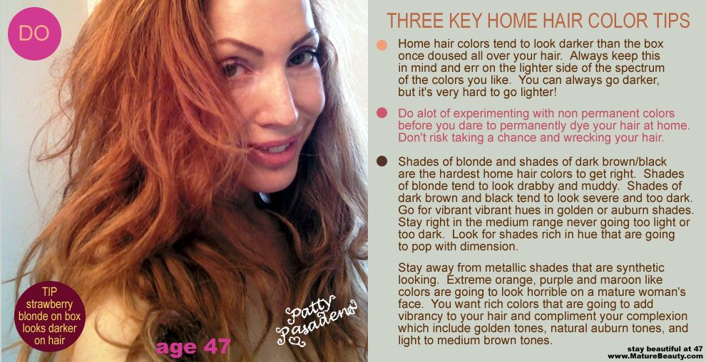 Awesome Coloring Hair At Home Tips Images - Style and Ideas ...