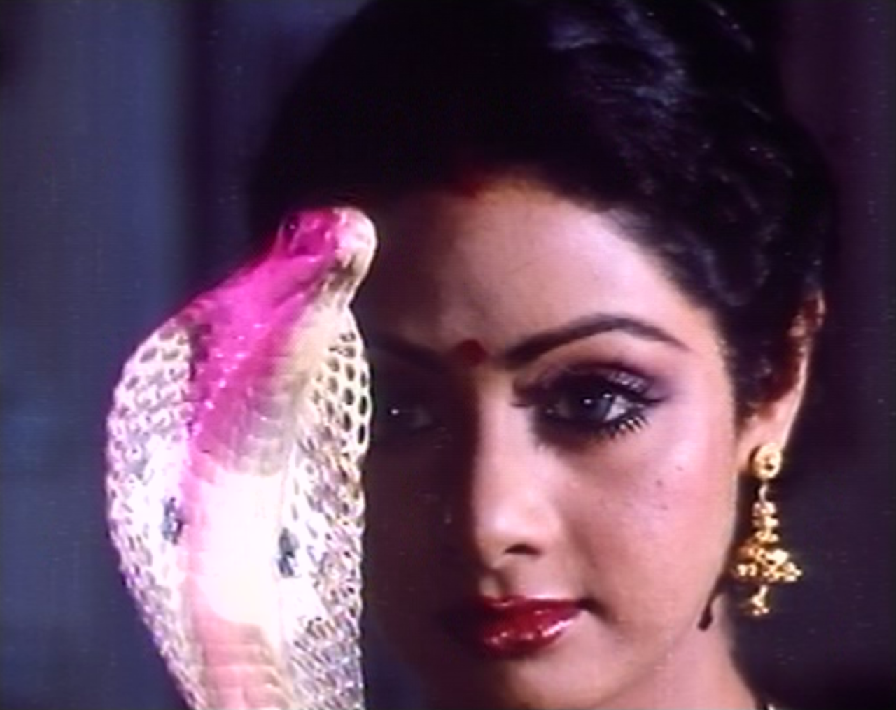 Sridevi in Nagina (1986)  | reptile-girl* | Bollywood