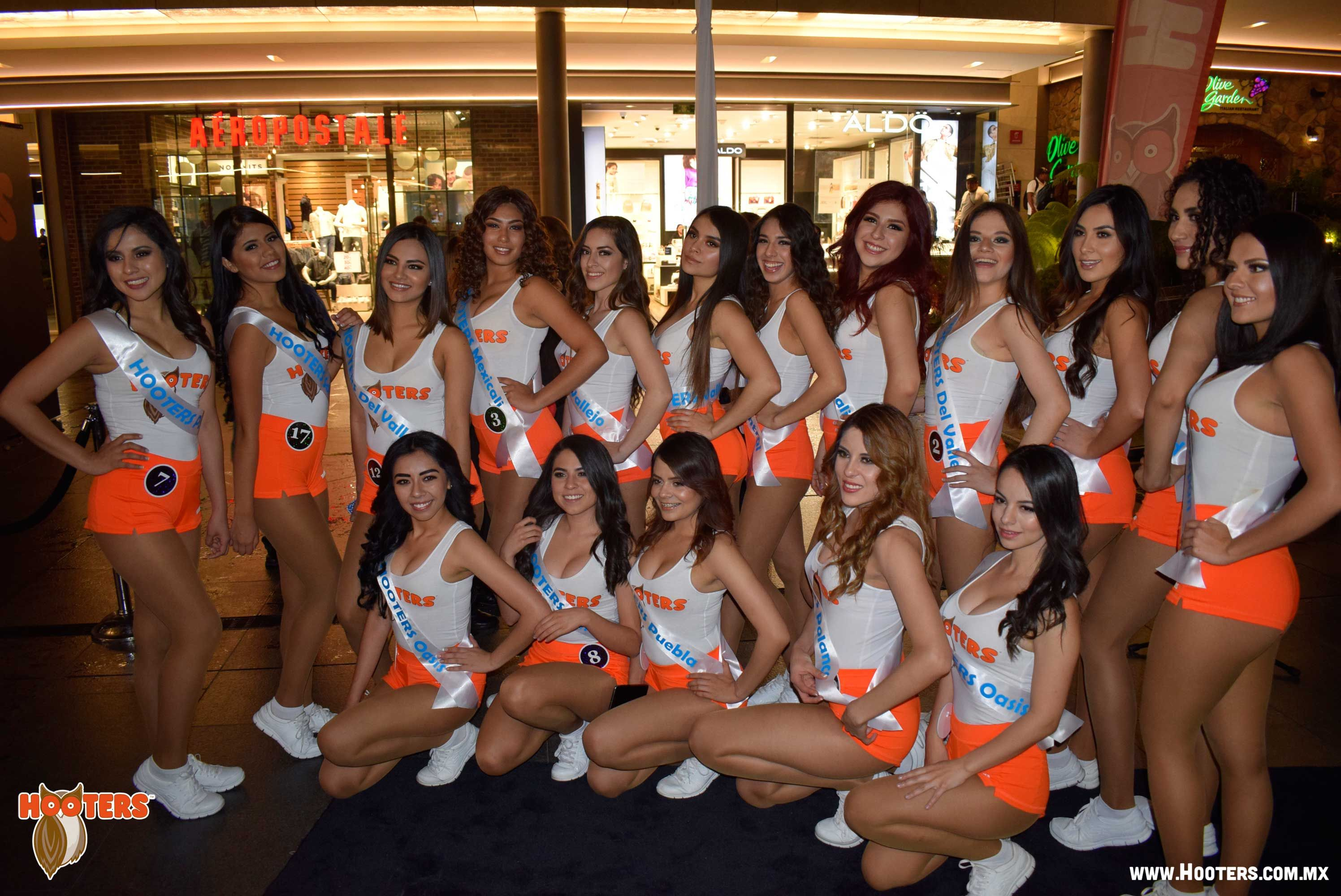 Hanging Hooters