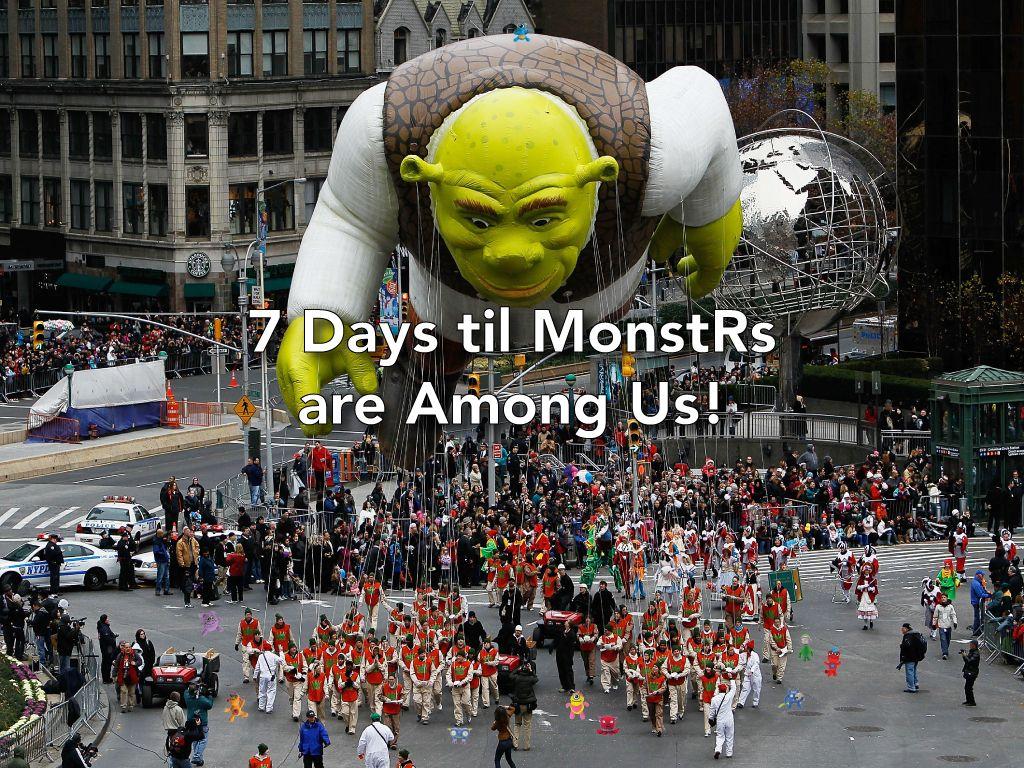 Monstrpreneur Thanksgiving Day Parade Macy S Thanksgiving Day Parade Thanksgiving Parade