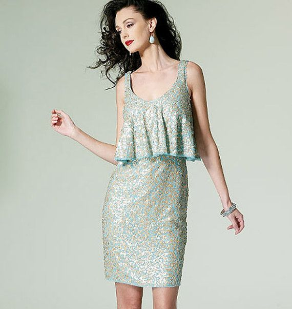 Vogue Team Silver, Gold, And Rhinestones By Helen Tidwell