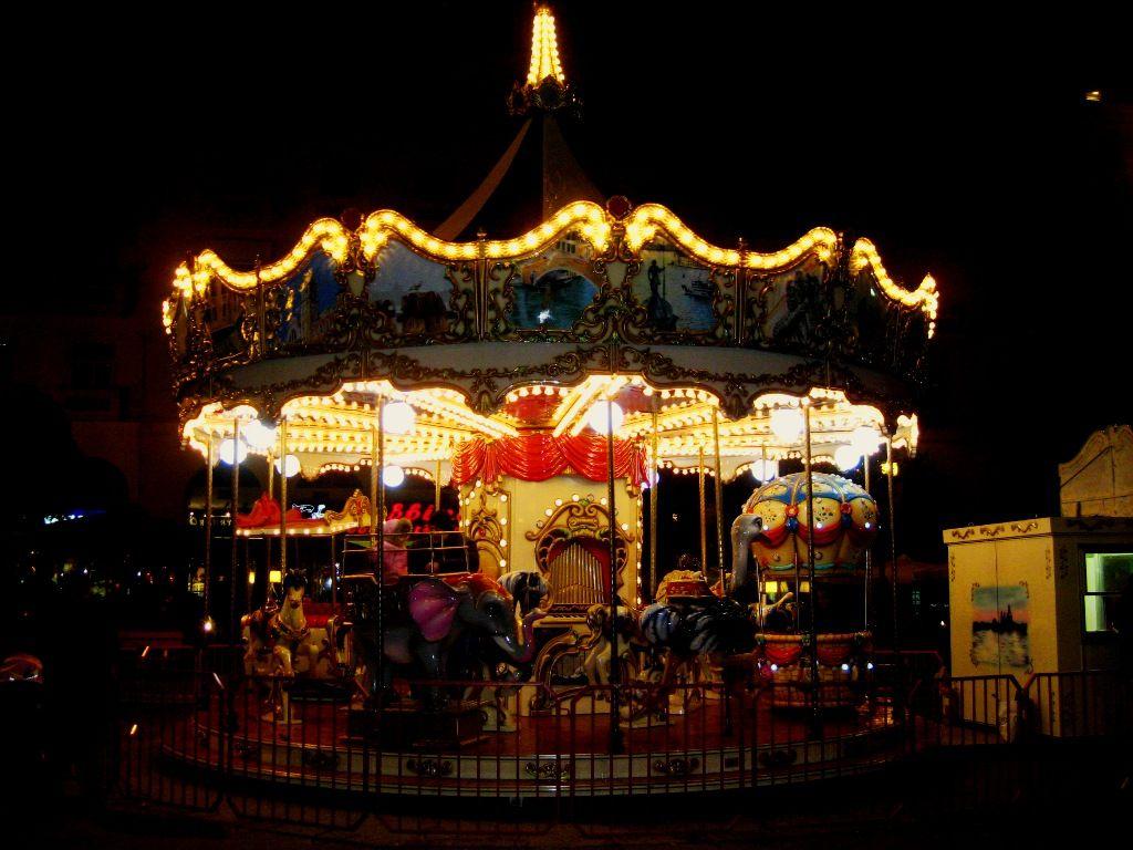 Merry-go-round-memories