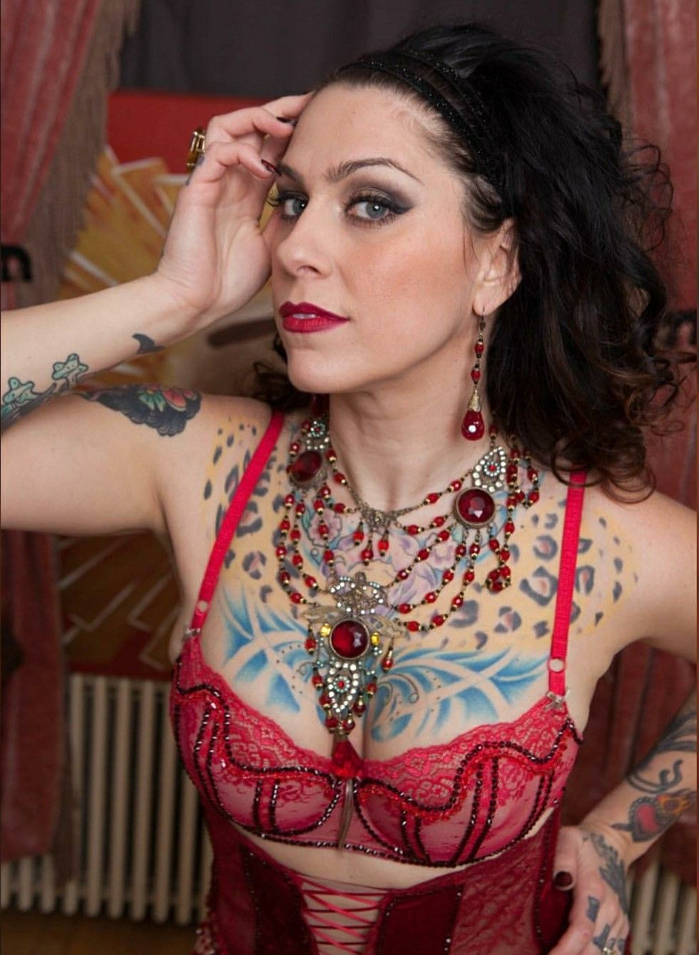 totally nude pics of danielle colby