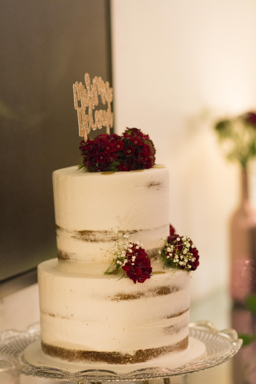 Wedding Cake Carrot Cake - Wedding Cake Flavors