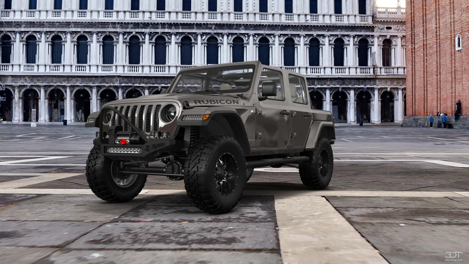 Checkout my tuning Jeep WranglerJL 2018 at 3DTuning