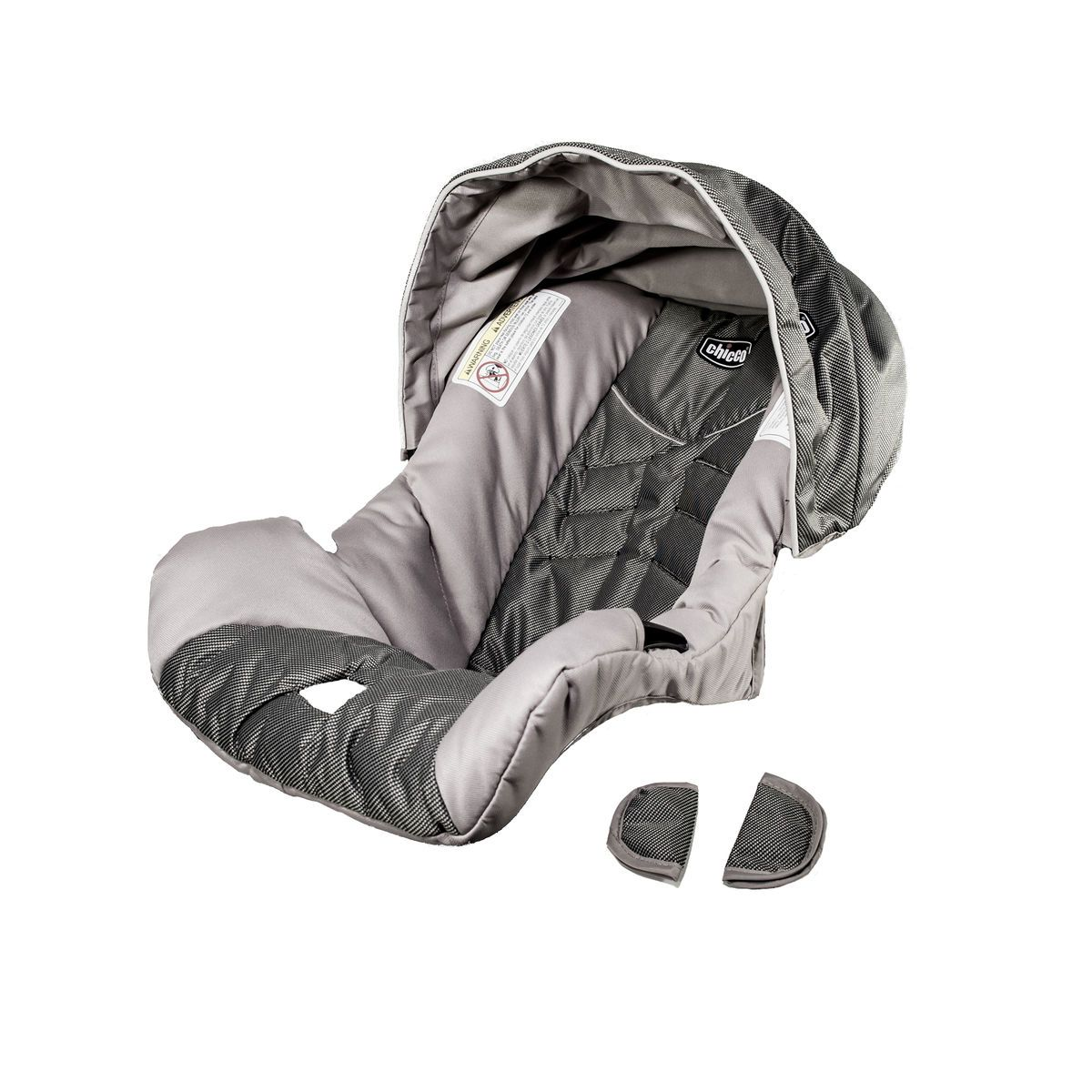 Chicco Keyfit 30 Seat Cover, Canopy and Pads Car seat