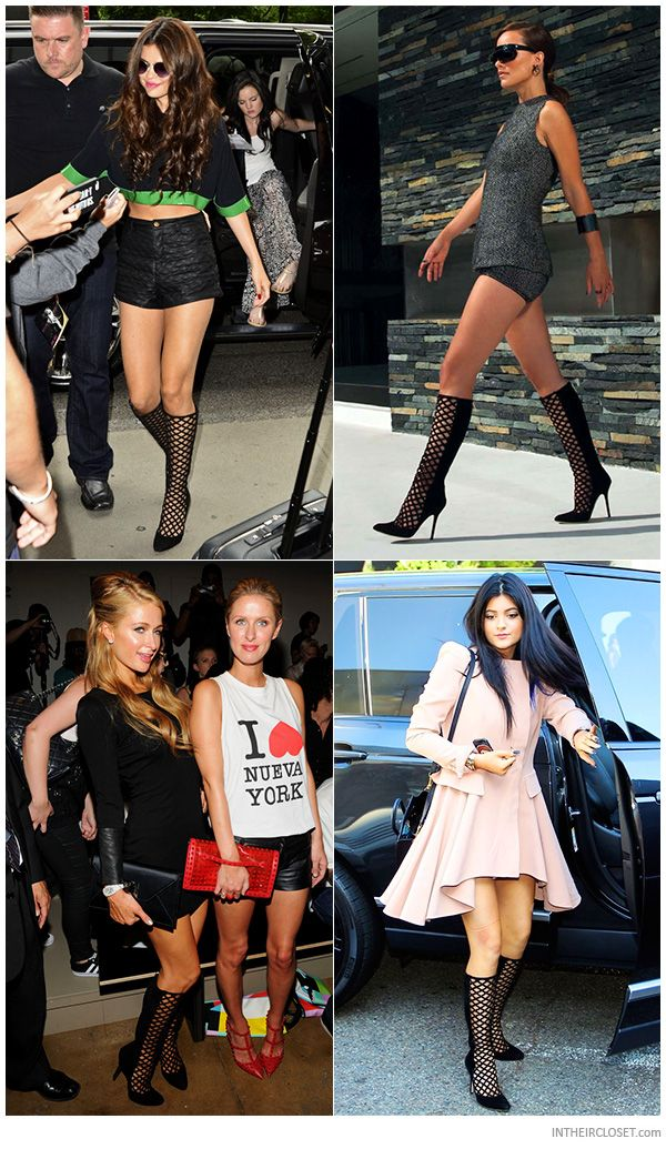 da8a40cbd8f Selena Gomez, Olivia Wilde, Paris Hilton and Kylie Jenner wearing ...