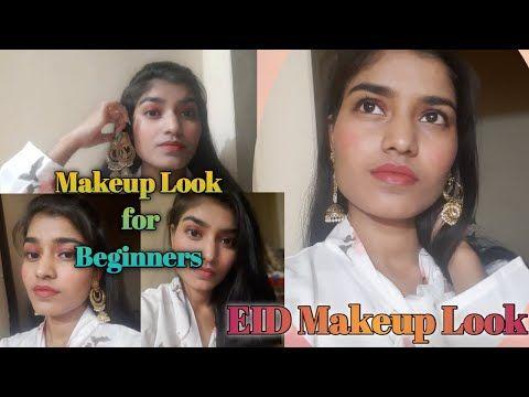 eid makeup look 2020  simple natural  glowing eid