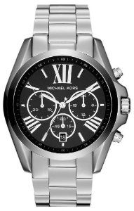 74ad1d24118e Michael Kors  Bradshaw  Chronograph Bracelet Watch MK5705 Michael Kors.   185.91. Water-resistant to 10 ATM (100 meters).. Trifold buckle with  spring-lock ...