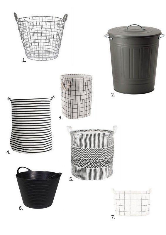 talo markki -basket for toys