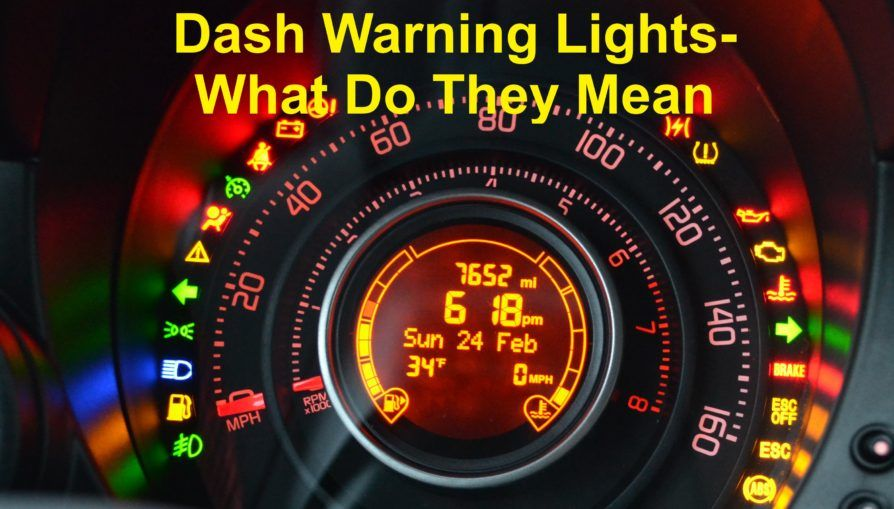 Dash Warning Lights Only Provide A Warning Something Is Wrong In 2020 Warning Lights Car Mechanic Transmission Repair