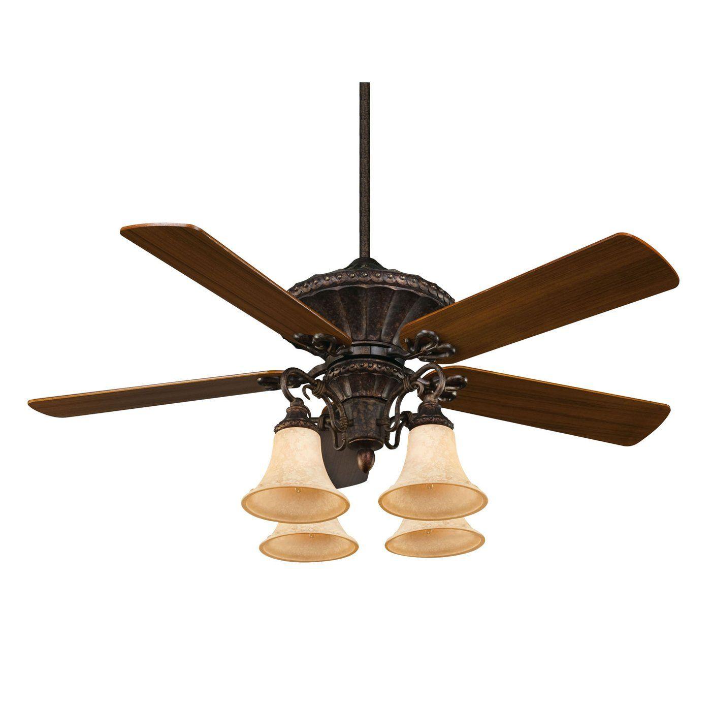 Savoy House 52 500 5wa 56 Villamoura Ceiling Fan Walnut
