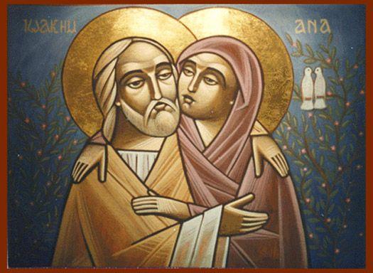 19 Saint Joachim ideas | saints, st anne, blessed mother