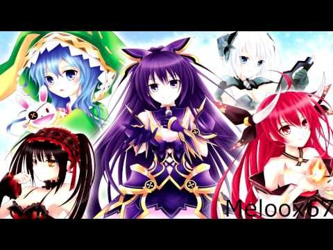 Date a Live in a nutshell part 1 - DAL Best OSTs