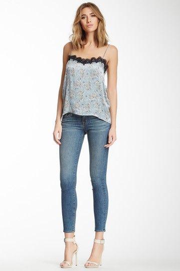 Low Rise Skinny Jean by J Brand on @HauteLook