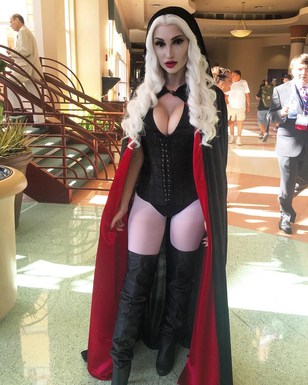 Touching lady death cosplay porn apologise