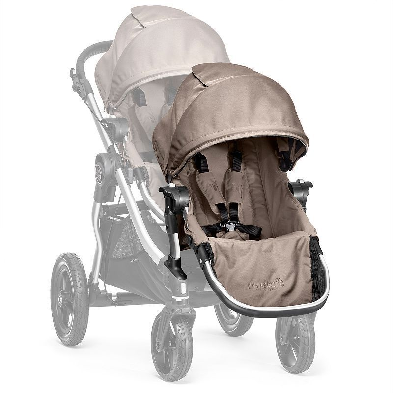 Baby Jogger City Select Second Seat Baby Jogger City Select City Select Double Stroller Baby Jogger