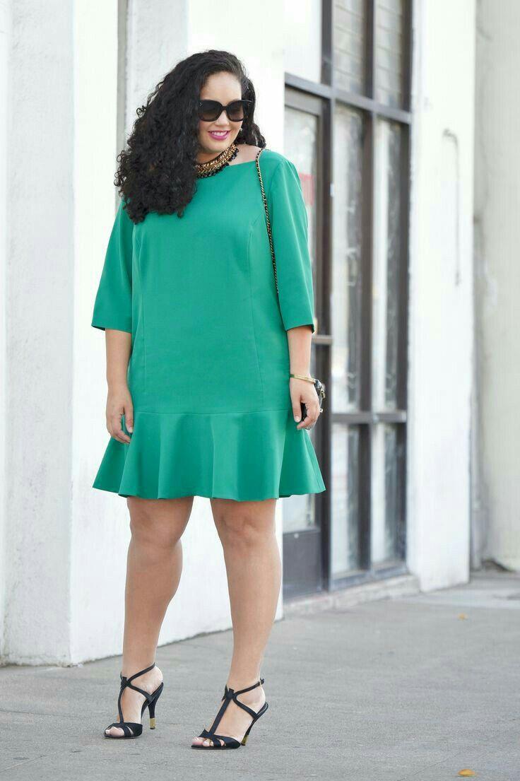 Moda Plus-size - Blog Girl with curves | Moda Plus-Size | Pinterest ...