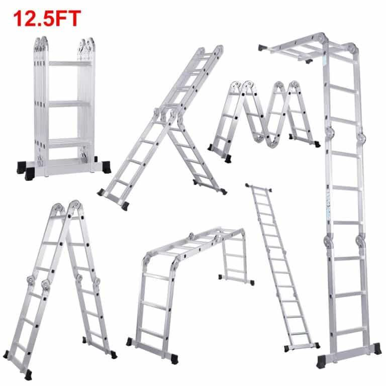 Lifewit Multi Use Ladder Multi Purpose Ladder Folding Ladder Multi Ladder