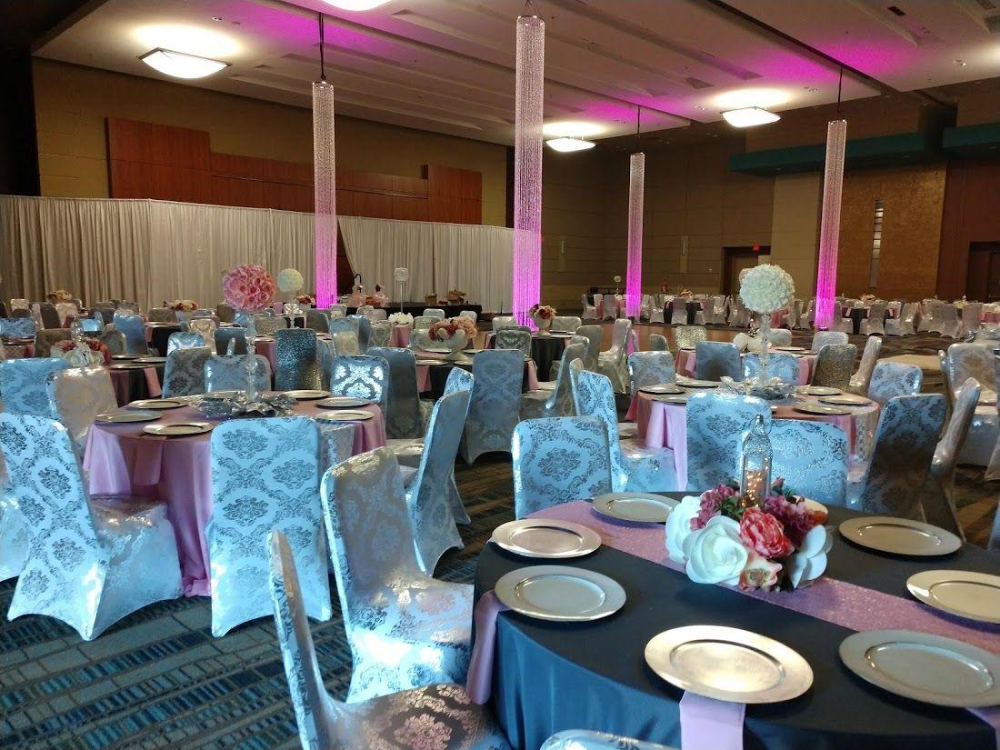 Wedding reception wedding decorations 2018 november 2018 Columbia Metropolitan Convention Center June   Wedding