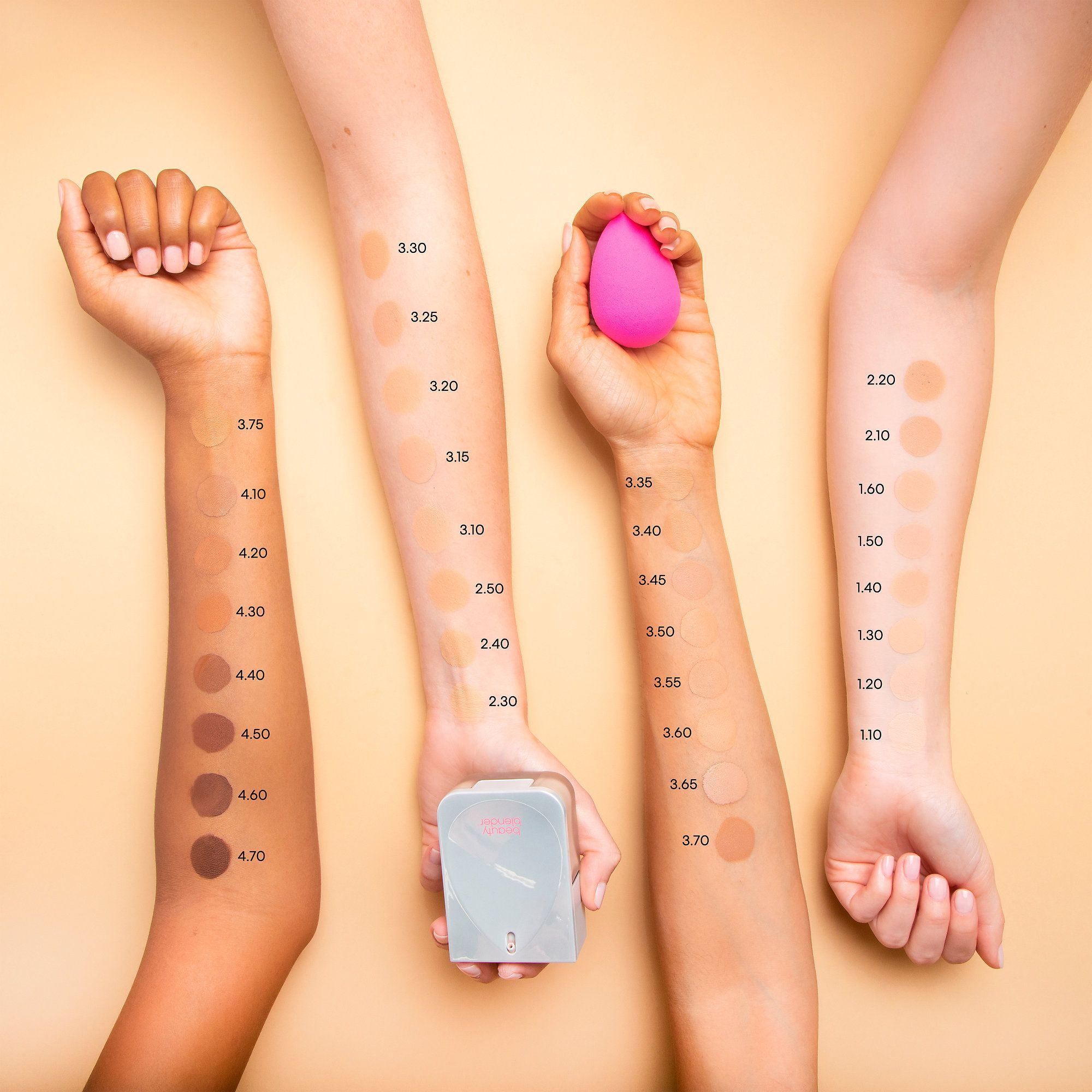 Beauty Blender Foundation: Bounce™ Liquid Whip Long Wear Foundation