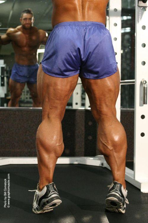 Muscru Eric Fankhouser Musculos Da Perna Belas Pernas