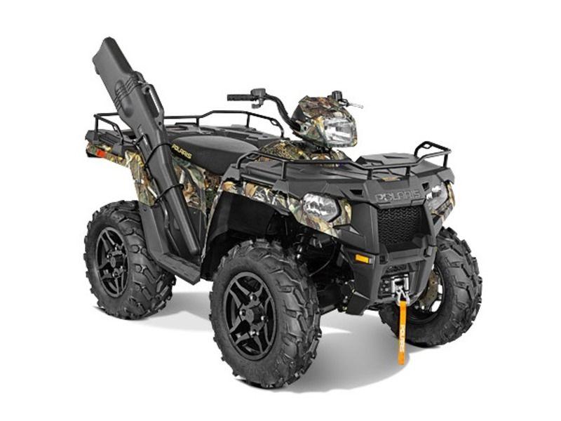Polaris Sportsman Sp Eps Hunteredition Redesigned Rear Rack Features Durablesteel Construction And Lock Ride Technology Vis Atv Polaris Atv Sportsman