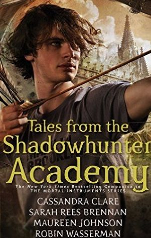 Pdf academy to welcome shadowhunter