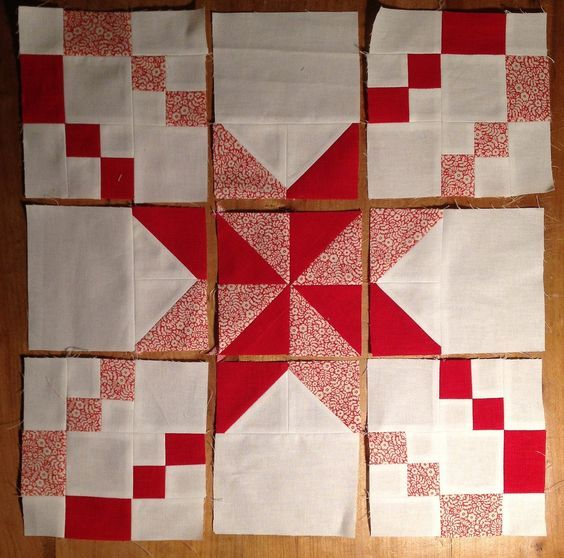 ":: UPDATED august 2016 - finished quilt pics at the bottom of this post :: ""Dear comfort-circle quilt friends, This month I would lik..."