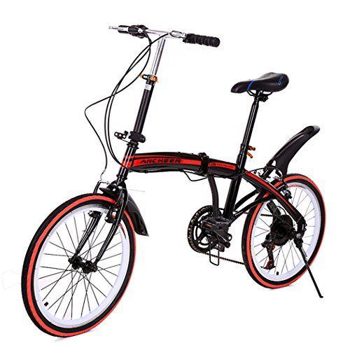Aluminum Frame Folding Bike