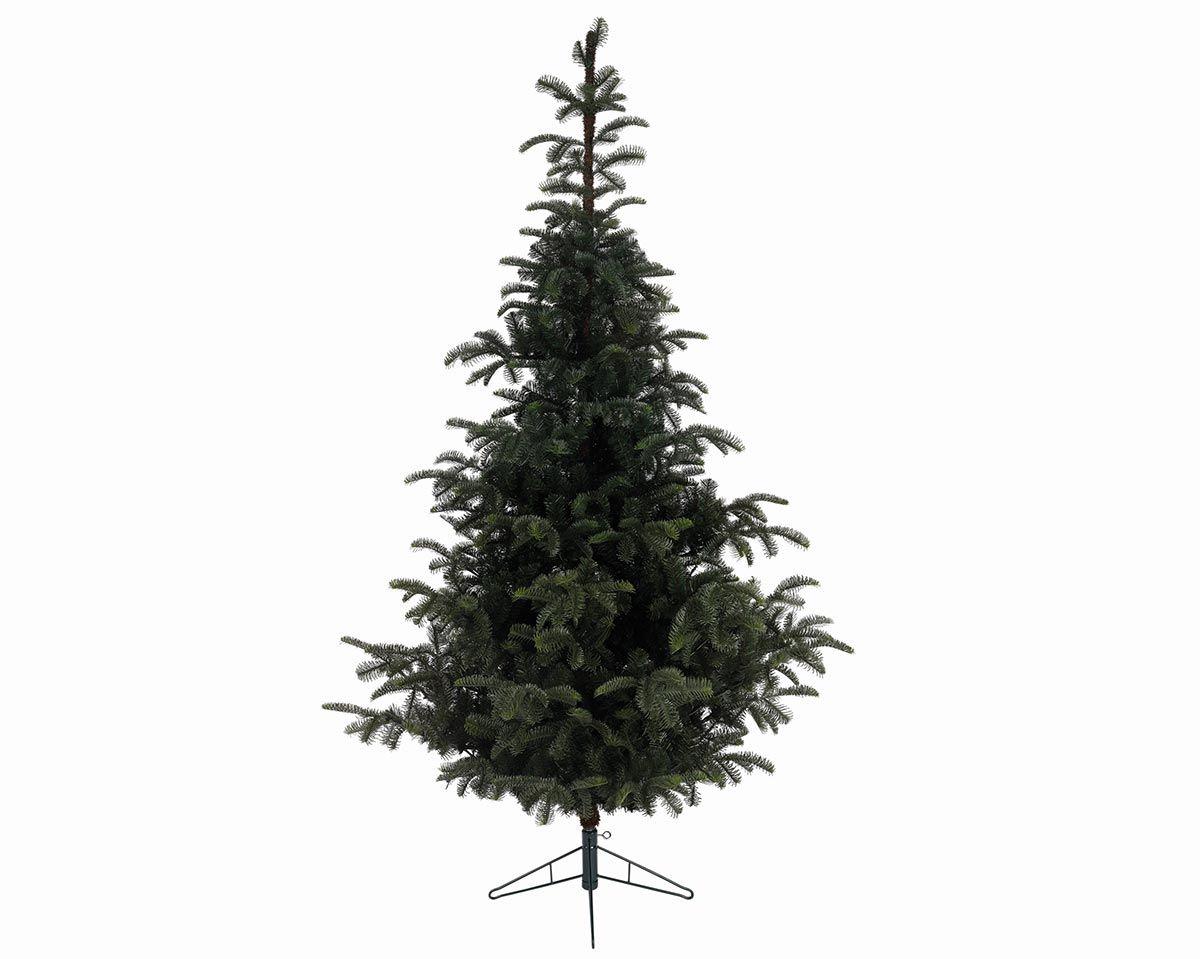 7ft Nordmann Fir Feel-Real Artificial Christmas Tree | Beautiful ...