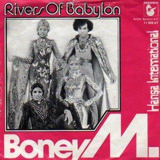 Boney M Rivers Of Babylon Brown Girl In The Ring Babylon Boney M Album Covers