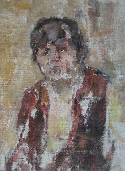 Robert D'Arista Paintings 1979