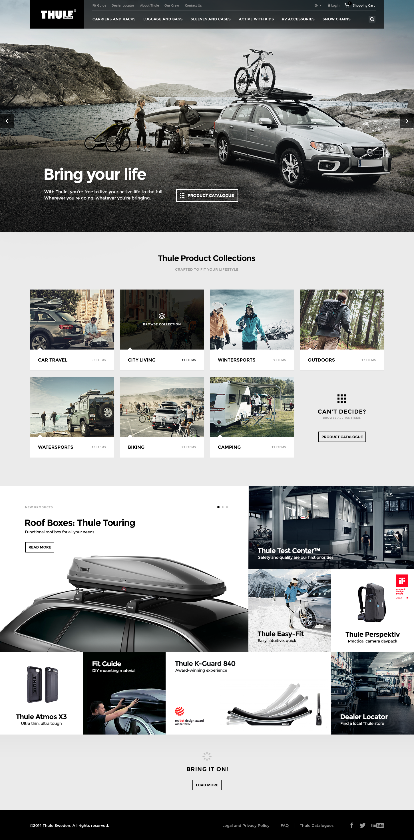 #webdesign #website #inspiration #layout