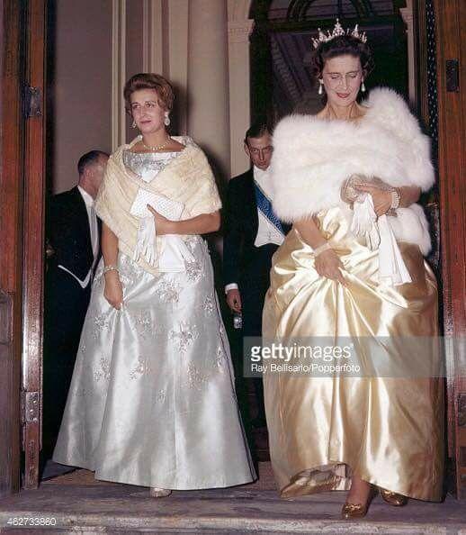 Princess marina | Marina, Duchess of Kent, with her daughter ...