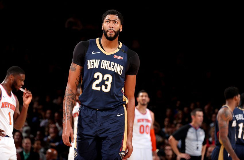 Lakers Rumors Los Angeles A Potential Landing Spot For Anthony Davis Anthony Davis Free Agent Los Angeles Lakers